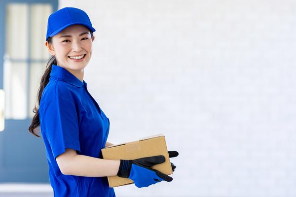 アパレル商品の発送について