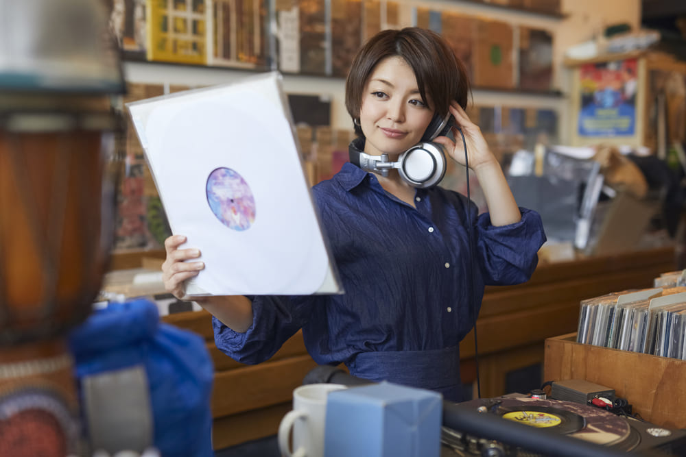 レコード・CD買取販売のネットショップ開業ガイド!~ECサイト開設サービス比較